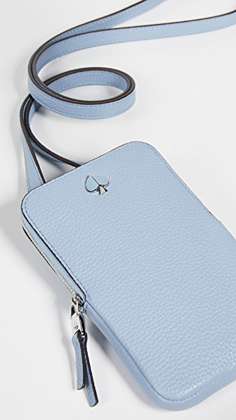ff4202acd0a Polly North South Phone Crossbody Bag in Horizon Blue