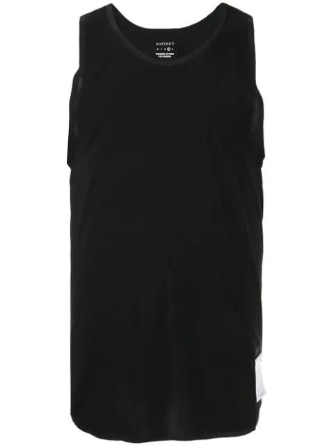 Satisfy Racerback Vest In Black