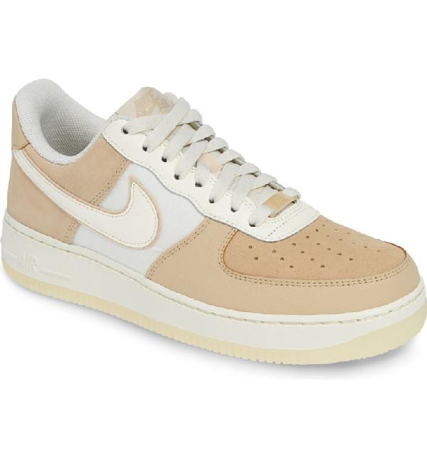 best service b9d3e 986ad Nike Air Force 1 Lv8 2 Sneaker In Desert Ore  Sail  Light Cream