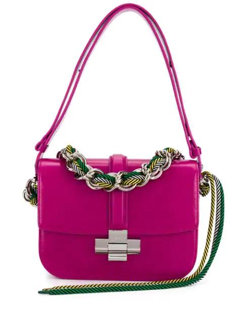 N°21 Lolita Shoulder Bag In Pink
