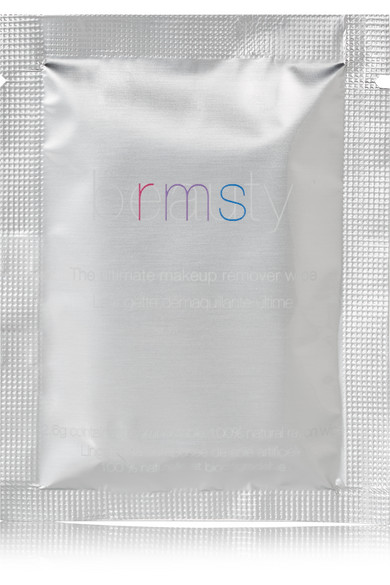 Rms Beauty The Ultimate Makeup Remover Wipes 20 Individual Wipes In Colorless
