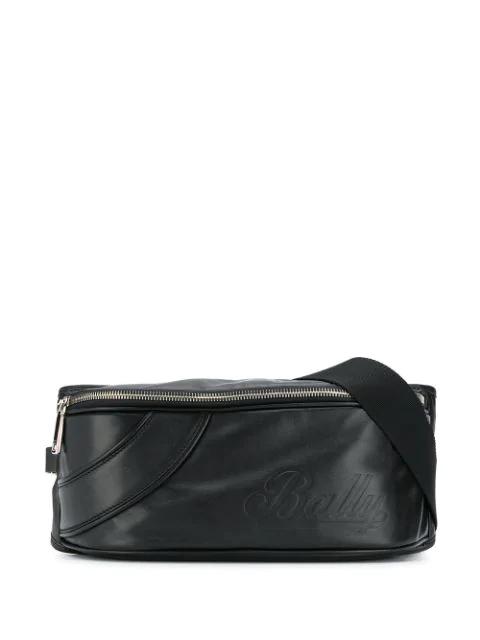 Bally Skyp Belt Bag In Black