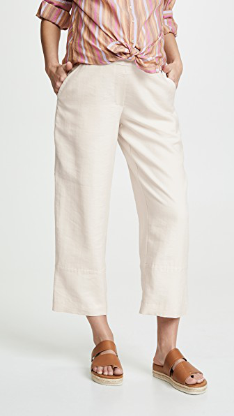 Hatch The Rory Pants In Ivory