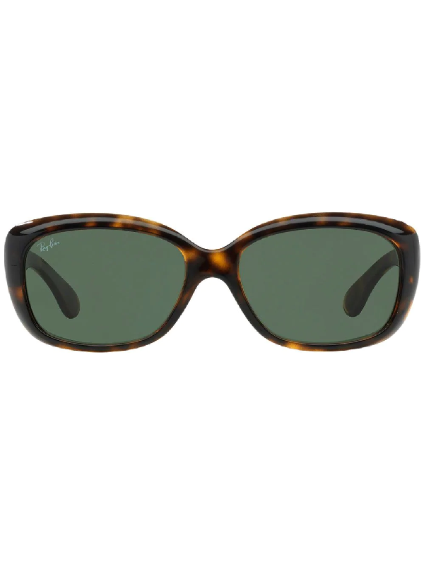 Ray Ban Jackie Ohh Sunglasses In Black