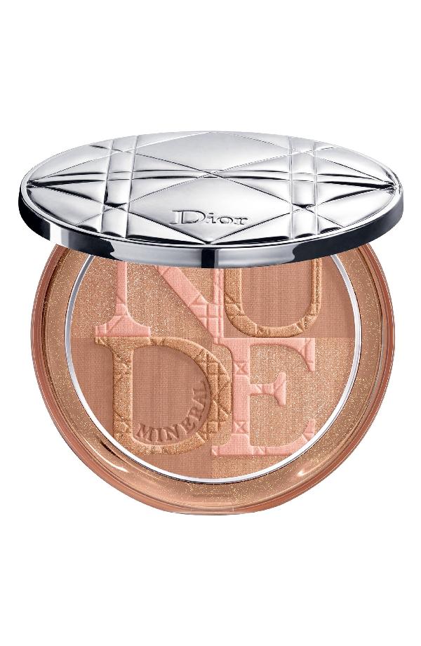 Dior Skin Mineral Nude Bronze Powder - 002 Soft Sunlight