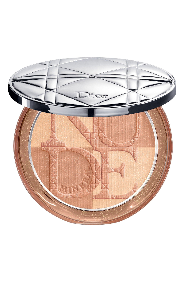Dior Skin Mineral Nude Bronze Powder - 001 Soft Sunrise