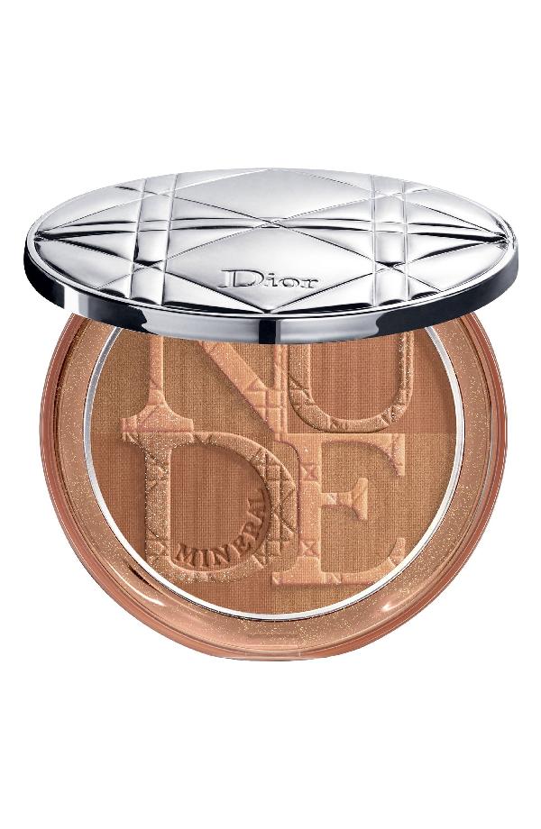 Dior Skin Mineral Nude Bronze Powder - 006 Warm Sundown