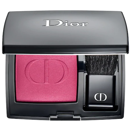 Dior Rouge Blush Long-Wear Powder Blush In 962 Poison / Matte