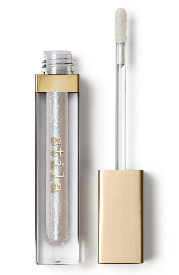 Stila Beauty Boss Lip Gloss Whitespace 0.11 Fl oz/ 3.2 ml