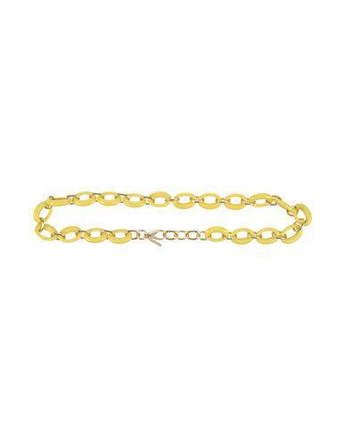 Alberta Ferretti Belts In Yellow