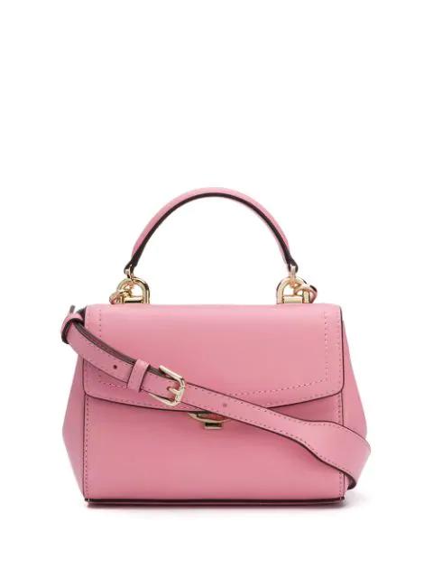 Michael Michael Kors Mini Ava Crossbody Bag Pink