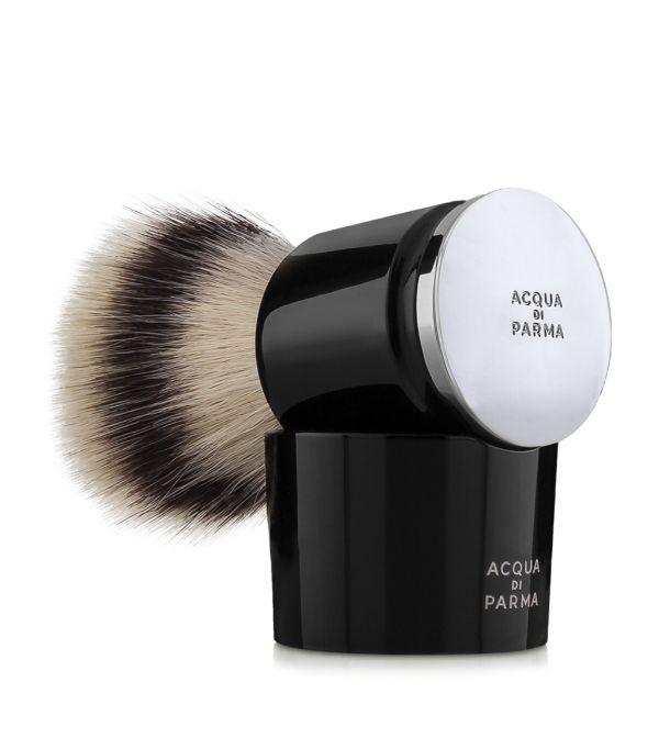 Acqua Di Parma Shaving Brush In White