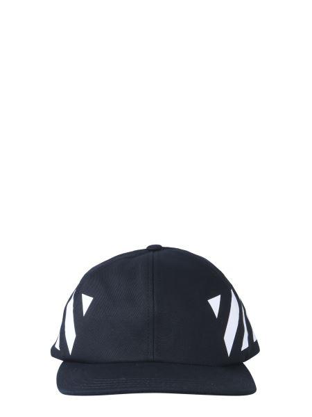 Off-White Baseball Cap In Black