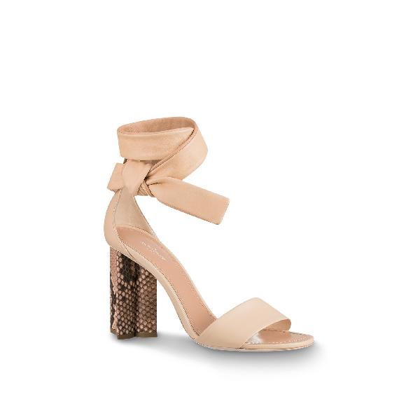 5dfc8d1e29dc Add To Collection. Louis Vuitton Silhouette Sandal