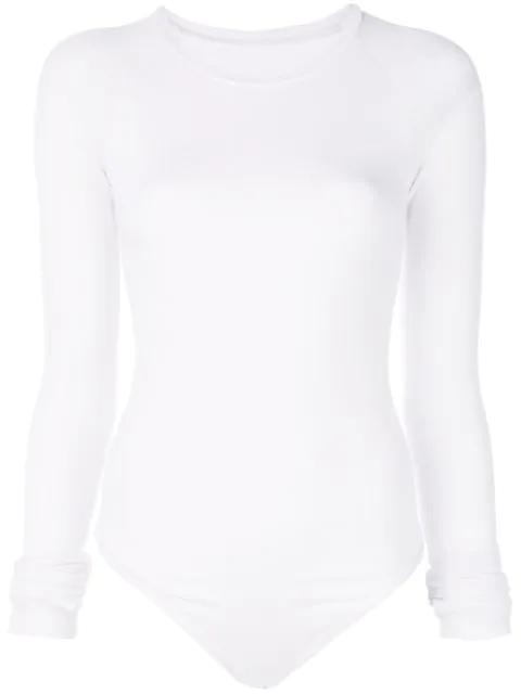 Alix 'colby' Body In White