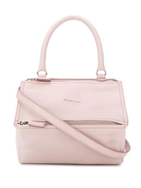 Givenchy Small Pandora Shoulder Bag In Pink