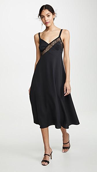 Beaufille Palici Dress In Black