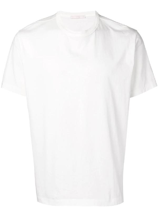 Our Legacy Kastiges TräGershirt - Weiß In White