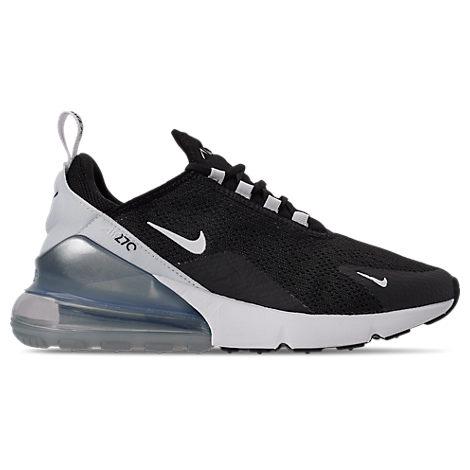 Nike Women's Air Max 270 Low-Top Sneakers In Black