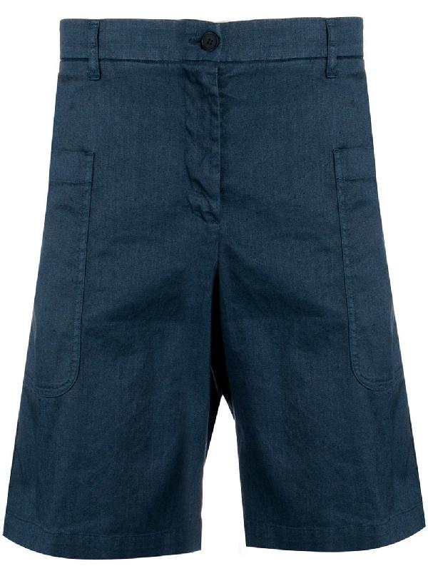 814af6f235 Barena Venezia Barena Tailored Cargo Shorts - Blue | ModeSens