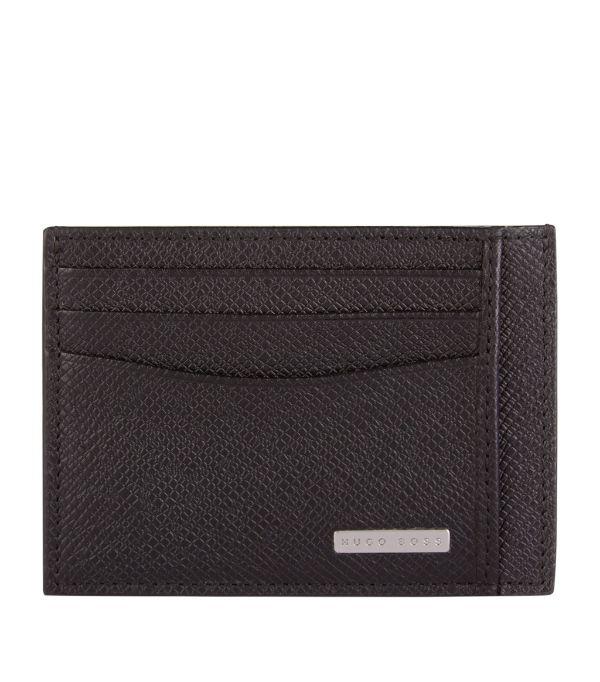Hugo Boss Boss Leather Card Holder