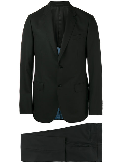 4c3419f0d Gucci Classic Two Piece Suit In Black | ModeSens