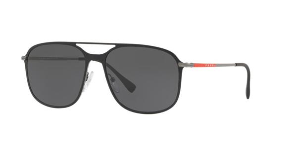 Prada Sunglasses, Ps 53ts In Grey