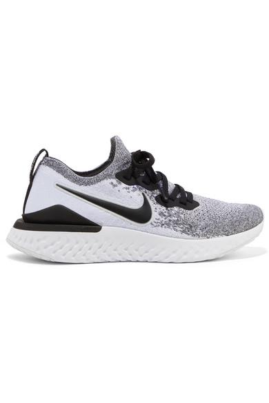 0430d5e588 Epic React Flyknit 2 Running Shoe in Light Gray
