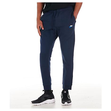 86debf06 Nike Men's Sportswear Club Cuffed Jogger Pants, Green | ModeSens