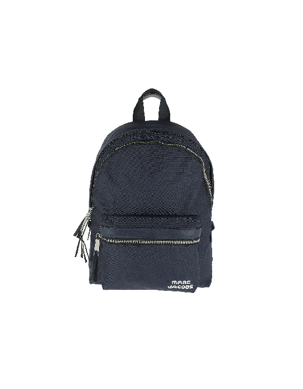 Marc Jacobs Trek Pack Large Backpack Midnight In Midnight Blue