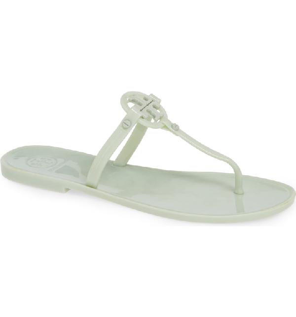 82ef7eebf903 Tory Burch Women s Mini Miller Thong Sandals In Spring Mint