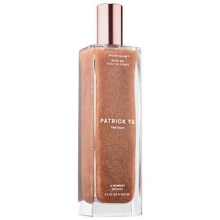Patrick Ta Major Glow Body Oil A Moment 3.4 oz/ 100 ml