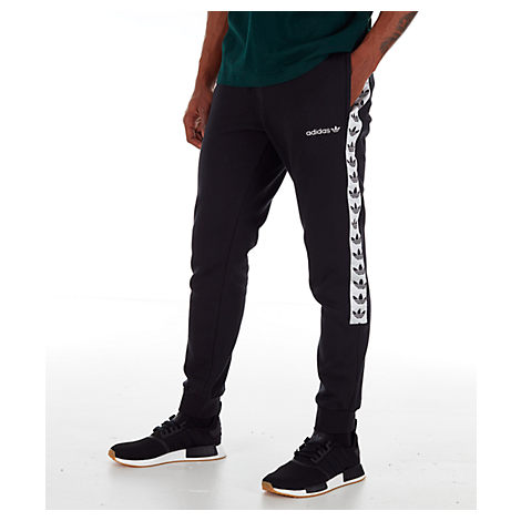 adidas fleece track pants