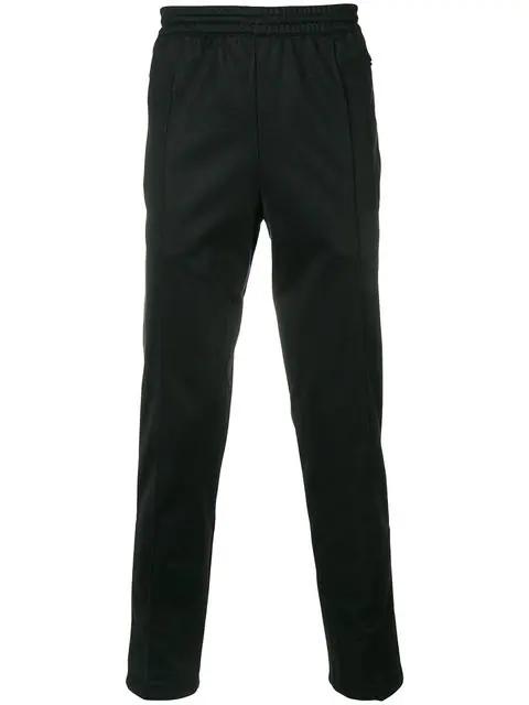 Men's Originals Beckenbauer Track Pants, Black Size Large