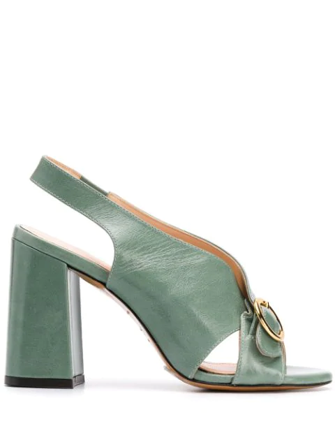 Tila March Georgia High Heel In Green