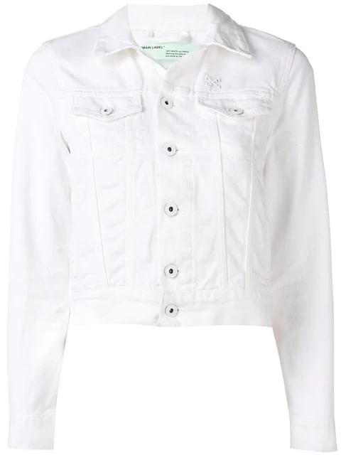 Off-White  In White