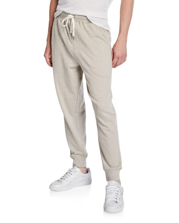 Joe's Men's Jogger Pants, Beige