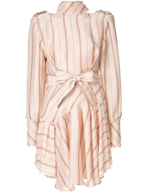 Aje Josie Dress - Pink
