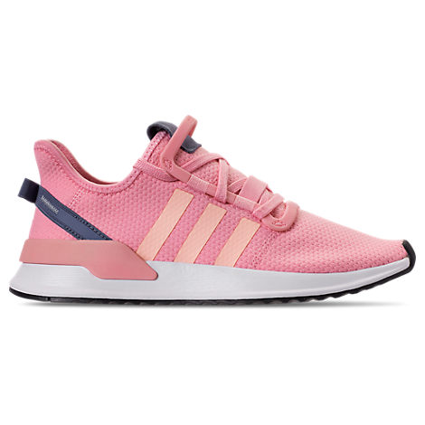Adidas Women's U Path Run Casual Shoes In Pink Size 7.5 Lace