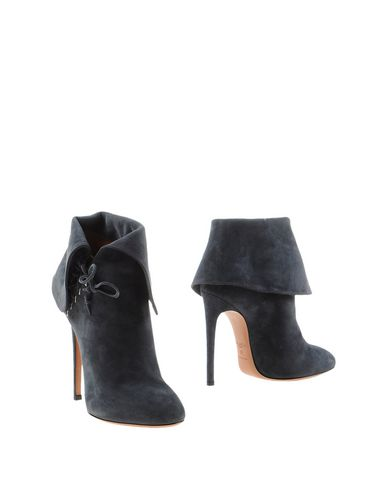 AlaÏA Ankle Boot In Lead