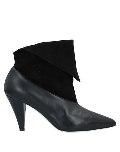 Givenchy Folded-cuff Suede And Leather Ankle Boots In Black