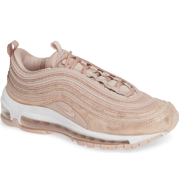 The Nike Air Max 97 SE is inspired by high speed trains for