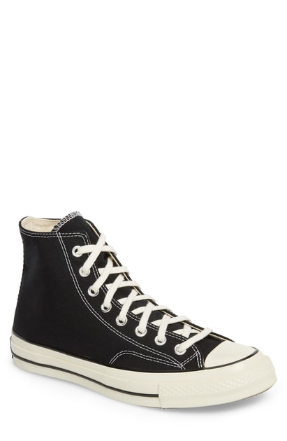 Converse Chuck Taylor All Star 70 High Top Sneaker In Black/ Blue/ Racer Pink
