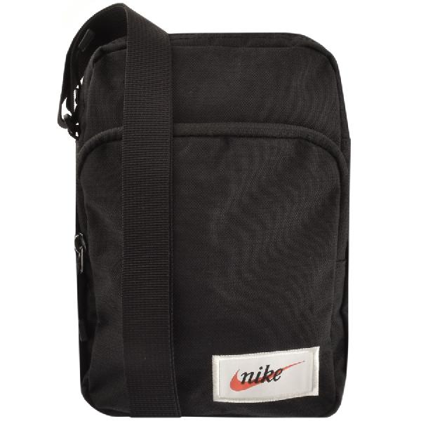 Nike Heritage Shoulder Bag Black