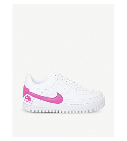 Available Now: Nike WMNS Air Force 1 Jester XX Laser Fuchsia