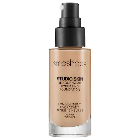 Smashbox Studio Skin 15 Hour Wear Hydrating Foundation - 1.2 - Warm Fair