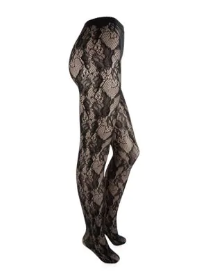 b9fc27713 Wolford Louise Tights In Black