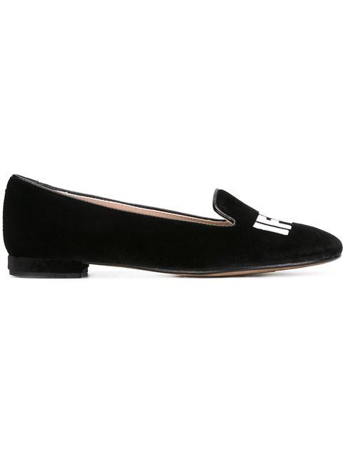 Chiara Ferragni ChiaraFerragni'I Feel' Flat (Women) In Black
