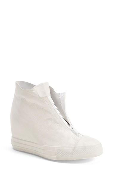 9c14f5eee87c Converse Chuck Taylor® All Star®  Lux Shroud  Hidden Wedge Bootie (Women