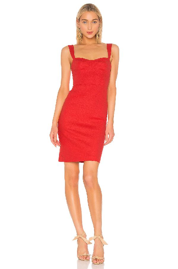 7fc6f1f1be9 Lpa Dahna Dress In Red.